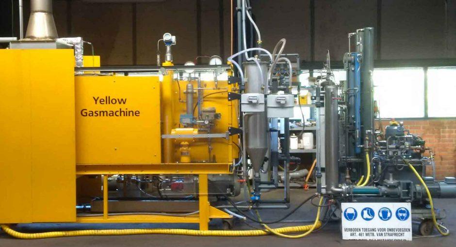 Uit digestaat (reststroom van biovergisting) veel energie en groene mineralen te halen via SCAR