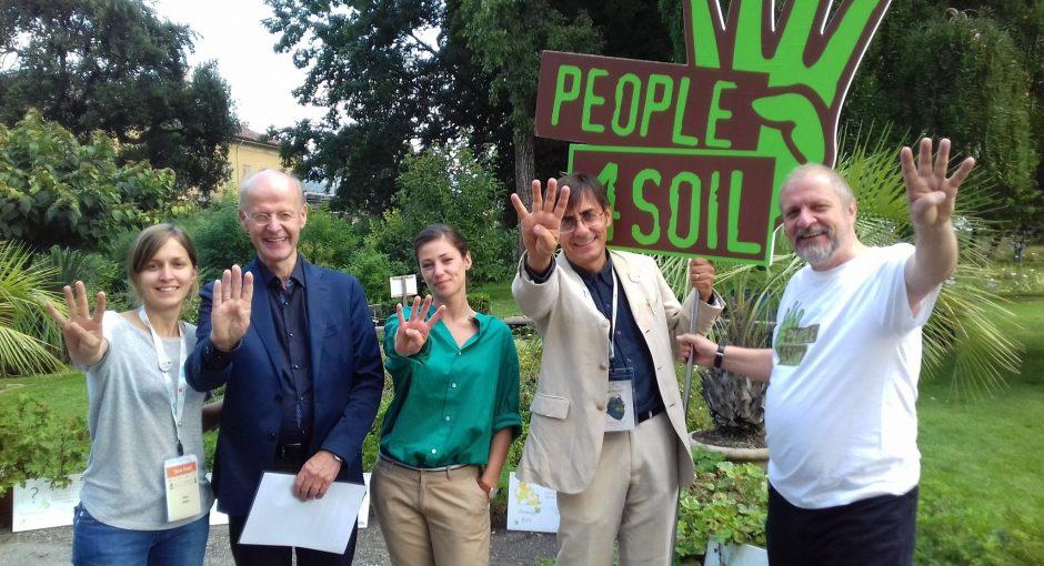 Startbijeenkomst van campagne People4Soil in Nederland vol energie en inspiraties